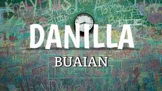 Danilla   Buaian (Lirik)