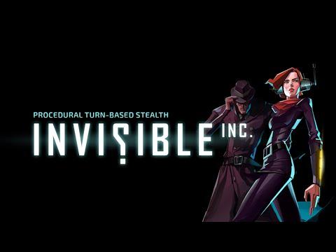 Invisible Inc. - Знакомимся с Стелс РПГ. VspishkaGame