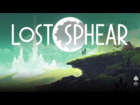 Trailer - Lost Sphear
