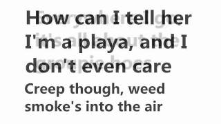 2Pac All About U With Lyrics