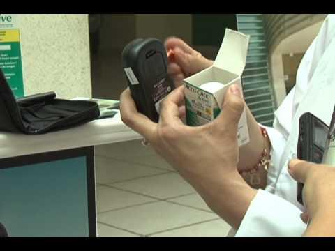 Diabético de enfermería pie historial médico