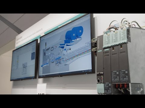 Siemens High-End Motion Control System