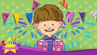 Chúc mừng sinh nhật! Cái này dành cho bạn. (Bài hát sinh nhật)