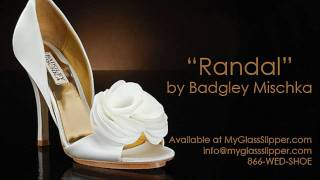 Wedding Shoe Review For  Randall By Badgley Mischka