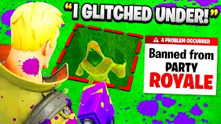 Can You Get BANNED in Party Royale? (Fortnite)