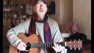 Jim Bruce Blues Guitar - Goin' Down Slow - Mance Lipscomb