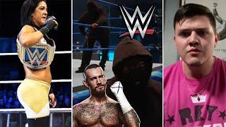 CM Punk Es Integrante De RETRIBUTION?, Seth Rollins Defiende A Dominik, Bayley Tiene Miedo