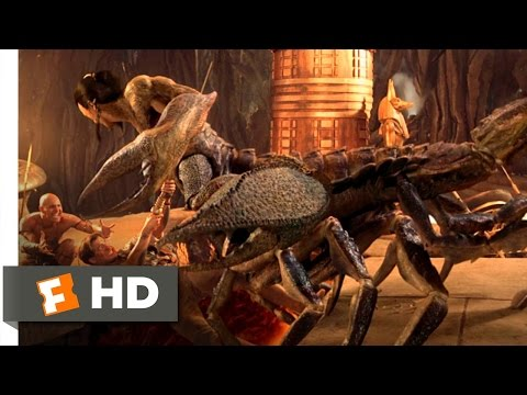 The Mummy Returns (11/11) Movie CLIP - Defeat of the Scorpion King (2001) HD