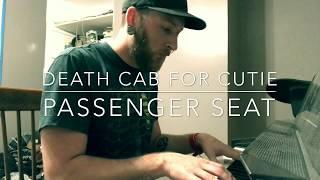Death Cab for Cutie - Passenger Seat cover