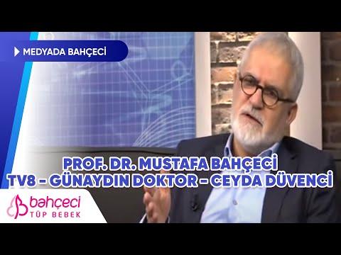 TV 8 – Günaydın Doktor – Prof. Dr. Mustafa Bahçeci