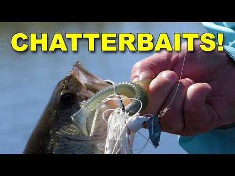 Best Chatterbait Tips for Bass Fishing (These Work!) | Bass Fishing