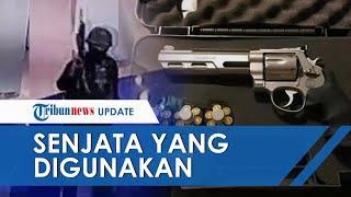 Ini Senjata yang Digunakan Oknum Tentara di Thailand untuk Tembak Pengunjung Mal secara Membabi Buta
