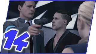 Our Biggest FAIL! We RUINED Everything! - Detroit: Become Human Walkthrough Ep.14