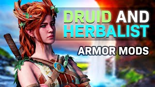 Druid and Herbalist Armor Sets