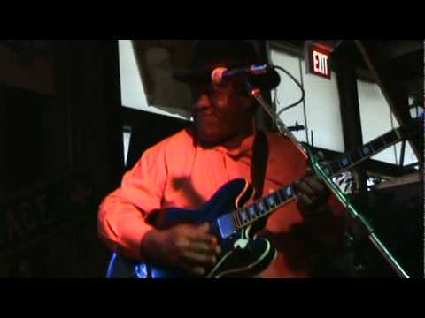 The Legendary Bluesman King Edward Antoine @ Pine Top Perkins Homecoming @ Hopson Plantation