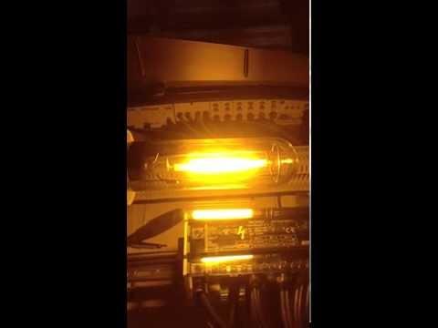 Lampada sodio alta pressione