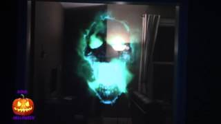 Awesome Indoor Test of AtmosFearFX Hollusion Material + Phantasms!