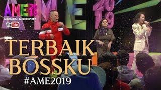 Terbaik Bossku Waris feat Zizi Kirana & Sophia Liana   Malam Eksklusif MeleTOP   AME2019