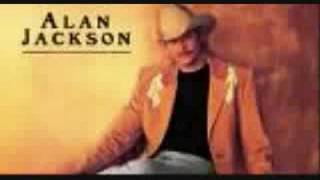 Alan Jackson- I'll Go On Loving You