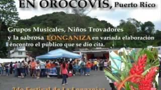 preview picture of video 'OROCOVIS 2DO FEST DE LA LONGANIZA'