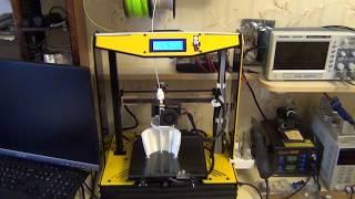 WelcAR - 3D печать конструктивных элементов