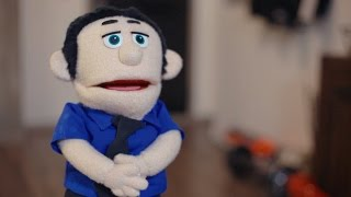 Meet Sam   Awkward Puppets