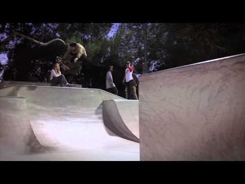 Josh Harmony // EL Dorado Skate Park (Long Beach, California)