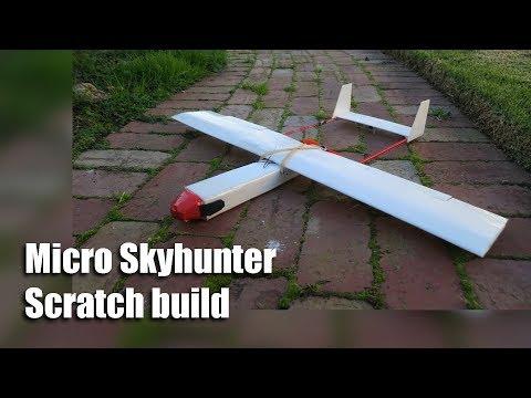 micro-skyhunter-scratchbuild