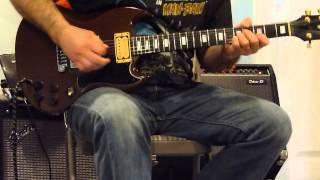 Joan Jett & The Blackhearts - A Hundred Feet Away - guitar cover