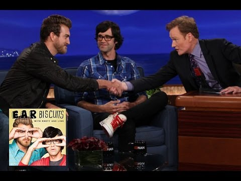Rhett and Link on Conan