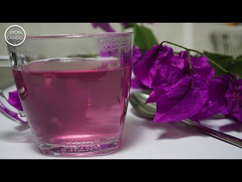 Los Beneficios Del Té De Bugambilia