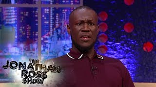 Stormzy Explains How He Handles Beef In Grime | The Jonathan Ross Show