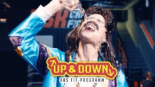 HARRIS & FORD - UP & DOWN (Das Fit-Programm) [Official Video]