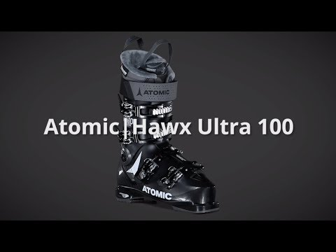Video: 2019 Atomic Hawx Ultra 100 Men
