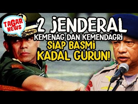 Menag Mendagri Jenderal, Radd ikal Siap Dibazmi Secara Miliiiter!