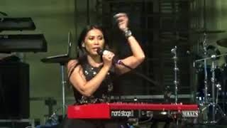 Anggun The history of the song Want you to want me Pontedera 23 Giugno 2018