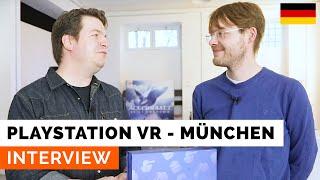 PlayStation VR - Interview Jochen Faerber (Sony Interactive Entertainment Deutschland)