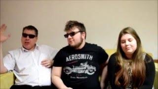 Achromatopsia: Ellie, Joe and Tim discuss their experiences