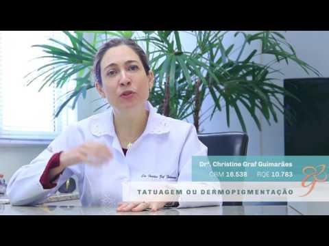 Tatuagem ou Dermopigmentação - Vídeos | Clínica GrafGuimarães