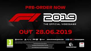 VideoImage2 F1 2019 Legends Edition