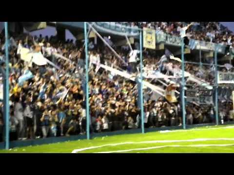 """Recibimiento Ascenso 2011 - Atlético Rafaela"" Barra: La Barra de los Trapos • Club: Atlético de Rafaela"