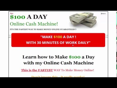 How to create your website and make money
