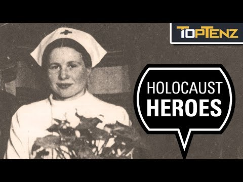 Top 10 World War II Holocaust Heroes Who Rival Oskar Schindler