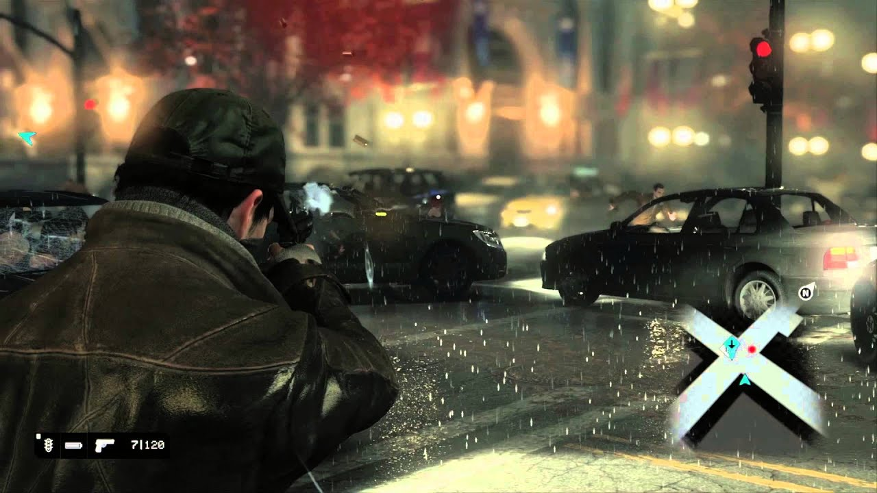 Want to Help Make A Triple-A Game? Just Email Watch Dogs