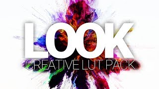 LOOK - 10 Creative LUT's