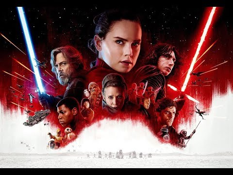 Star Wars: The Last Jedi -Galactic Premiere Trailer (New)