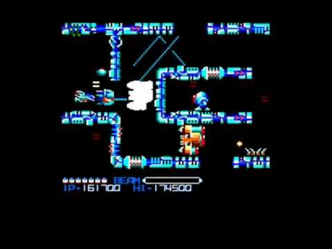 [AMSTRAD CPC] R-Type 128K Remake - Teaser Preview! *NOW AVAILABLE!*