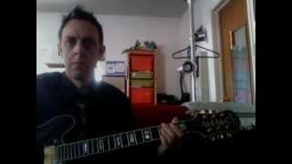 Tender Blue (EBTG Guitar Cover)