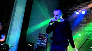 Dreadful Shadows - Beyond The Maze (Marienberg, 26/11/2011)