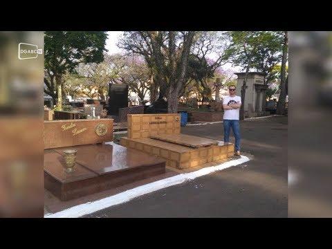 História e Memória de um cemitério